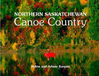 N. Sask. Canoe Country book cover